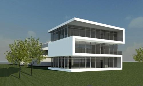 Progetti di architettura commerciale e industriale for Piano di progettazione di edifici commerciali